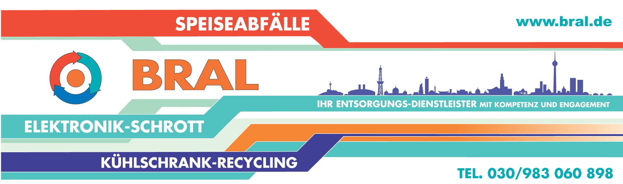BRAL Logo